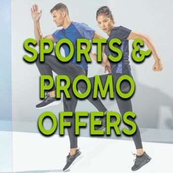 Sports & Promotional Offers Thumbnail